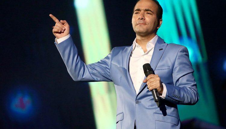 حسن ریوندی در کنسرت برج میلاد