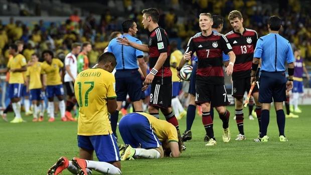 نیمه نهایی جام جهانی 2014