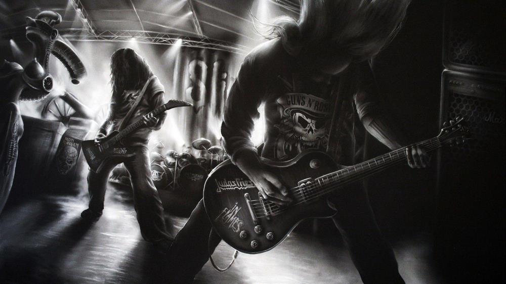 heavy metal - هوی متال