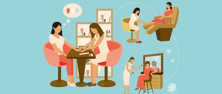 مشاوره برندینگ سالن زیبایی و آرایشگاه
