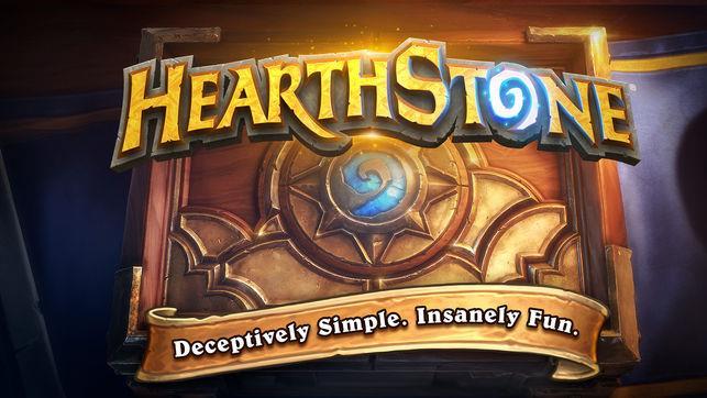 بازی Hearthstone برای iOS