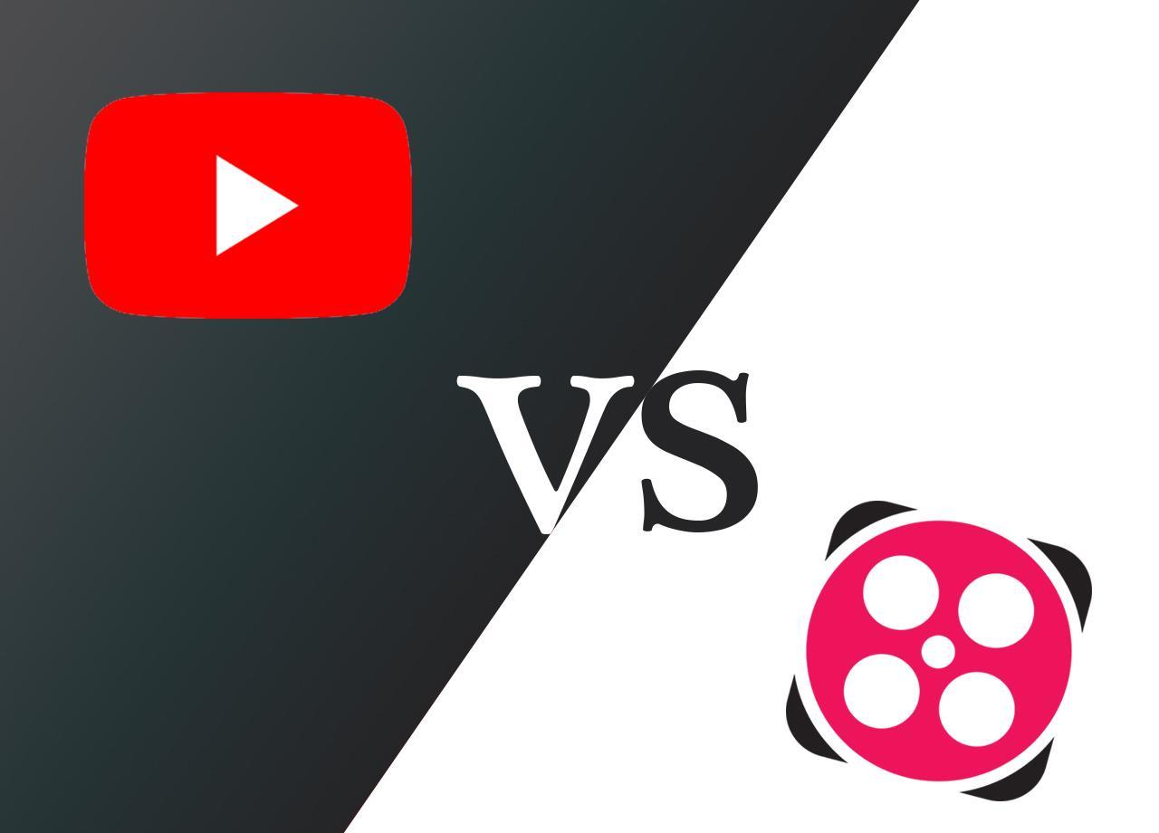 مقایسه وب سایت یوتیوب با آپارات