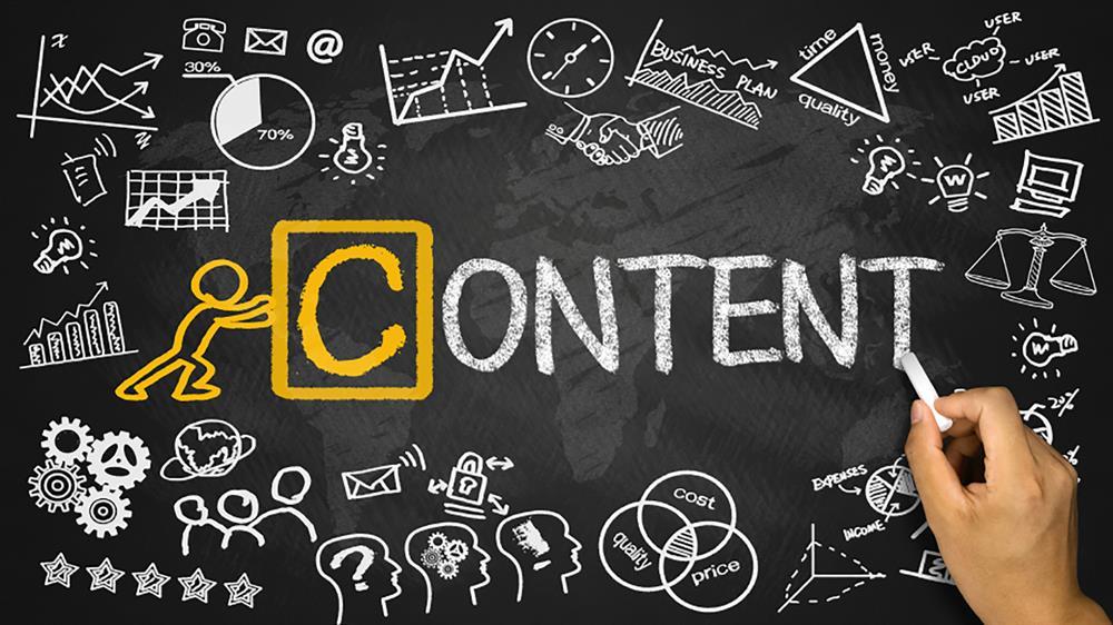 محتوای مناسب و مرتبط با کسب و کار خود منتشر کنید