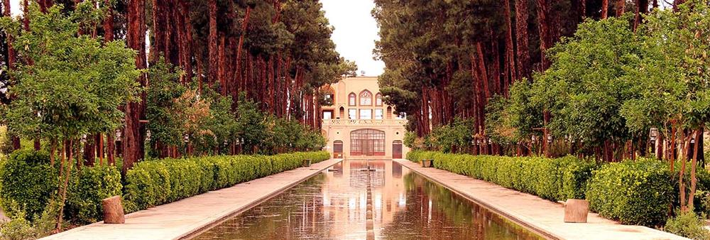 باغ دولت آباد/ اندرونی