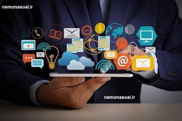سوالات ضمن خدمت کارآفرینی در بازارهای آنلاین ارزهای دیجیتال