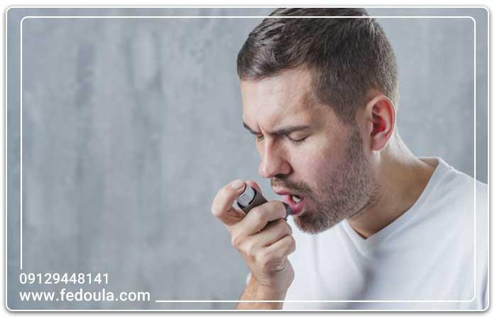 جدیدترین درمان آسم