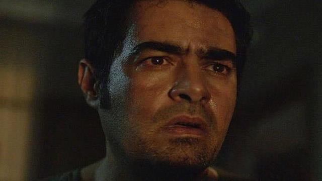 "Shahab hossieni in ""The Night"""
