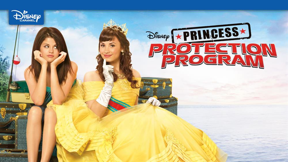 selena gomez in Princess Protection Program