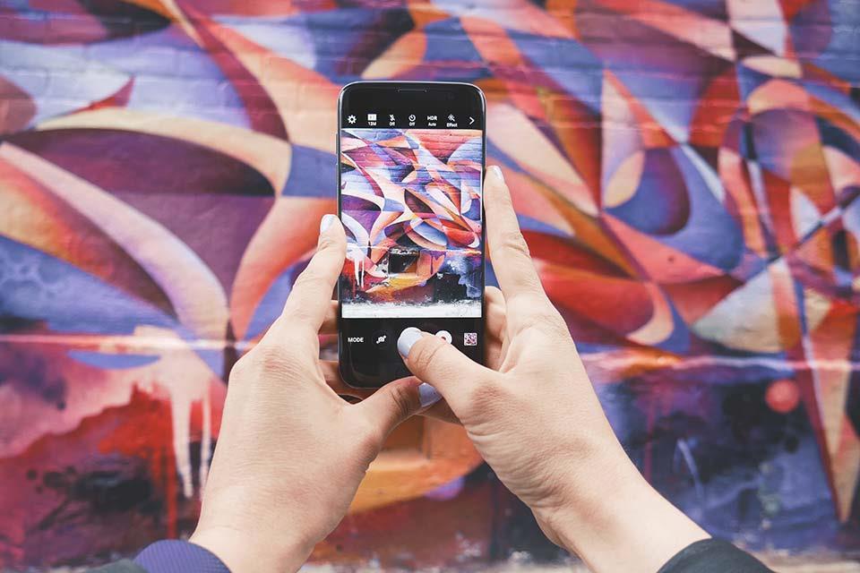 شبکه های اجتماعی هنرمندان