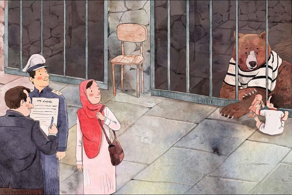 تصویرسازی ایرانی