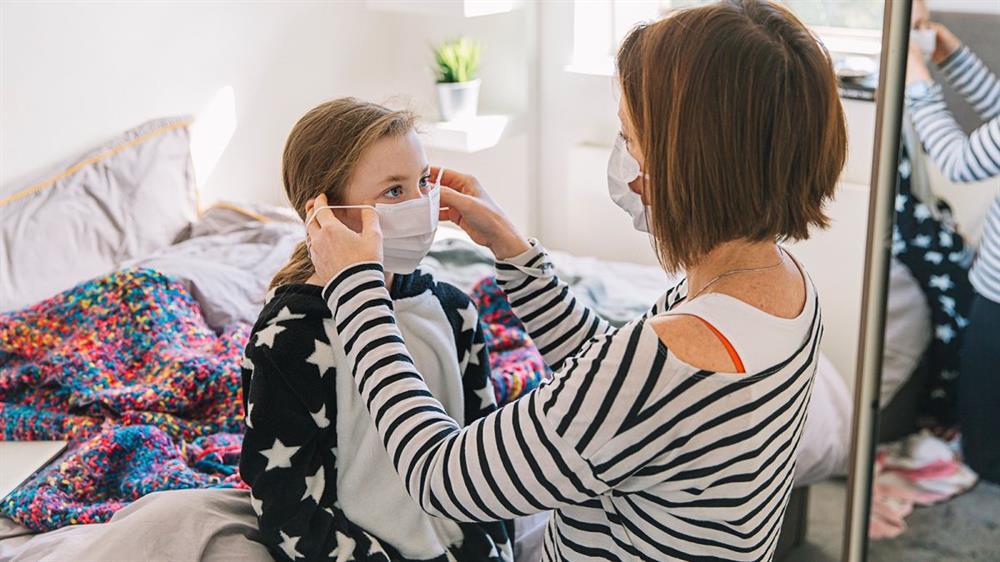 افراد سالم نیز باید ماسک بزنند