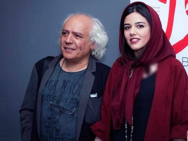 ماهور الوند و پدرش سیر الوند کارگردان