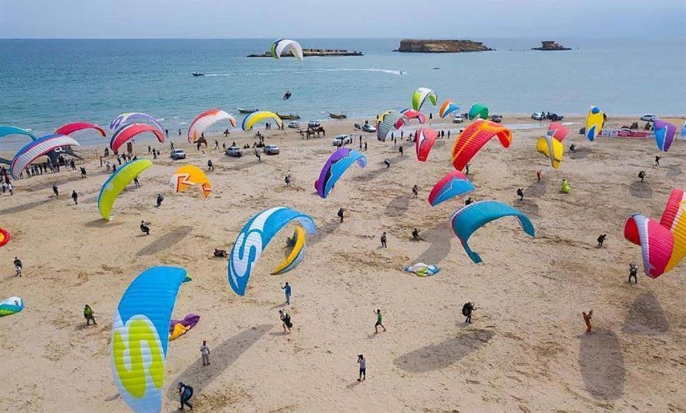 جزیره ناز از زیباترین جزایر جنوبی ایران