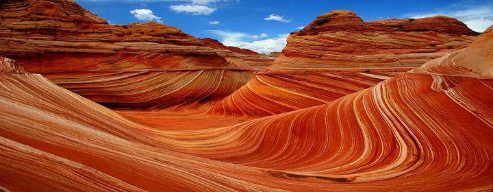 موج های آریزونا و یوتا
