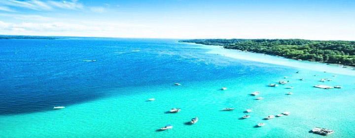 دریاچه میشیگان در آمریکا