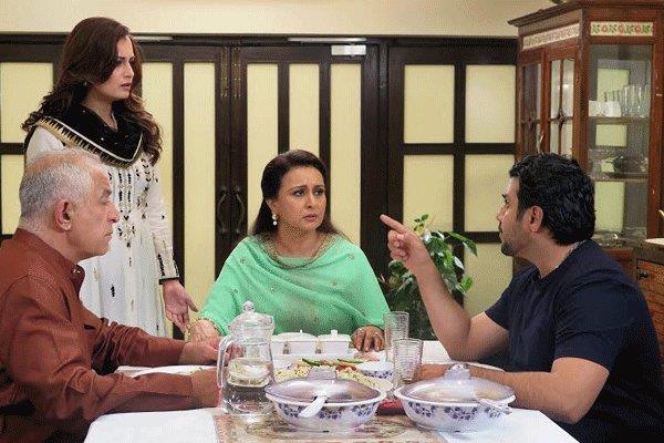 فیلم سلام بمبئی با حضور ستارگان سینما ایران و هند