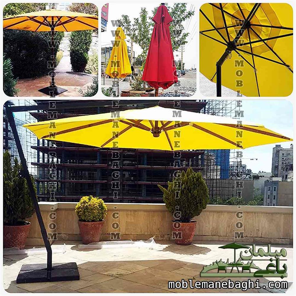 چتر باغی مناسب ویلاهای آفتابگیر