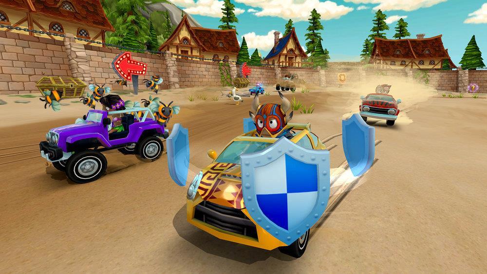 بازی Beach Buggy Racing 2