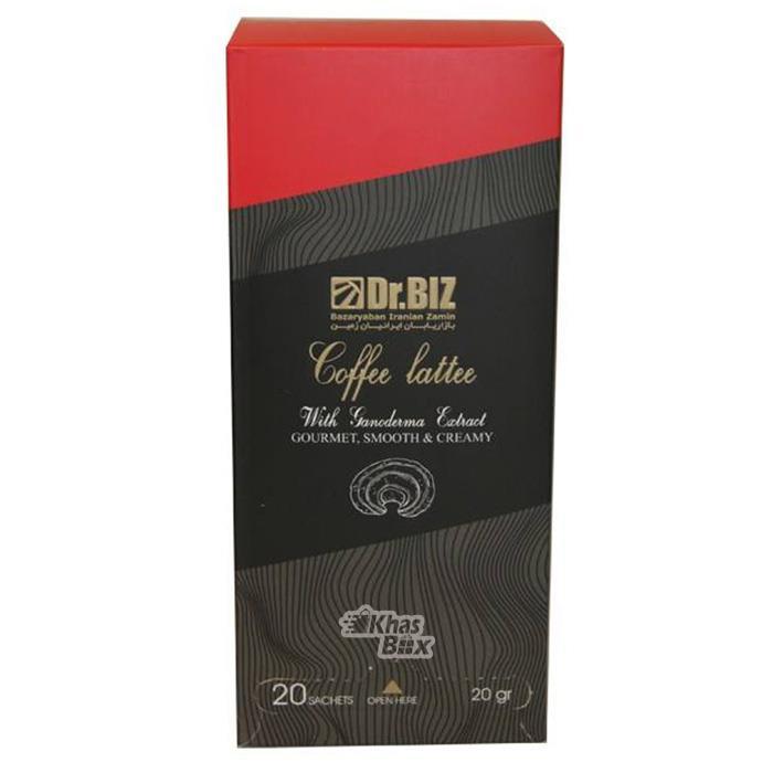 قهوه لاته گانودرما