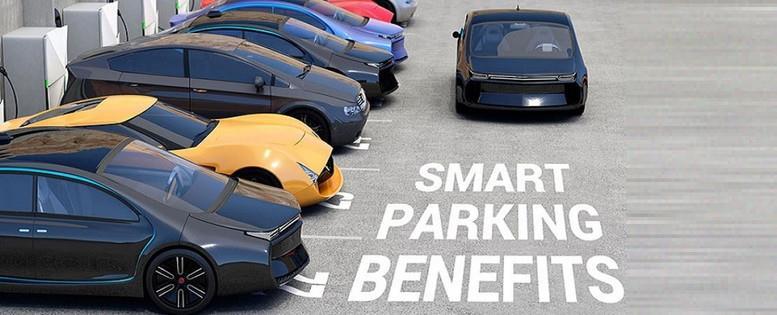 مزایای پارکینگ هوشمند