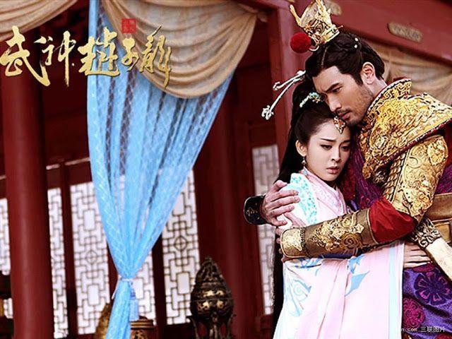 سریال خدای جنگ، ژائو یان – God of War, Zhao Yun