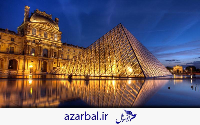 موزه لوور پاریس در فرانسه