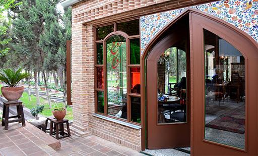 کافه روحی - بهترین کافه های تهران