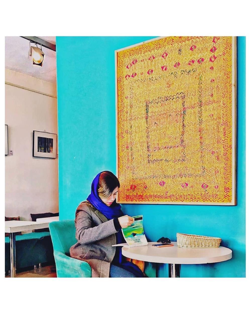 کافه گراف - بهترین کافه های تهران