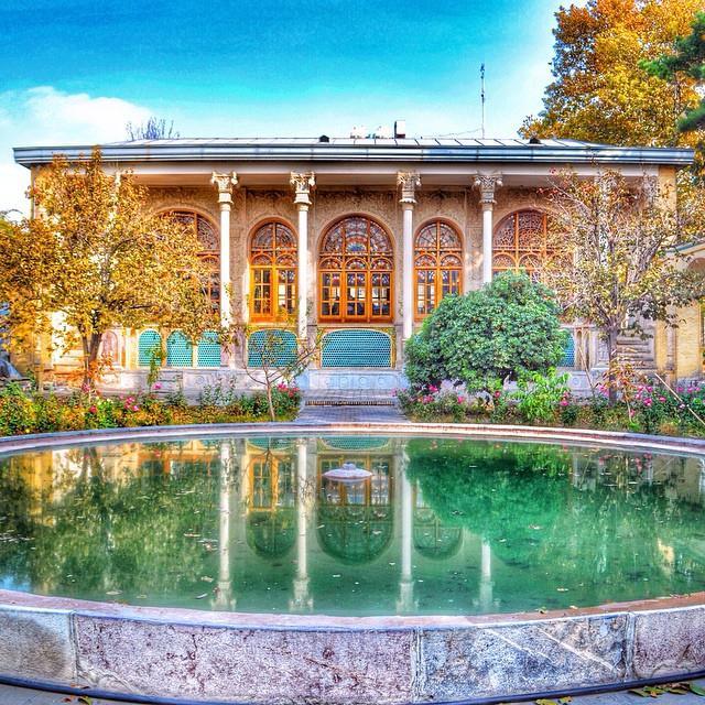 کافه مسعودیه - بهترین کافه ایران