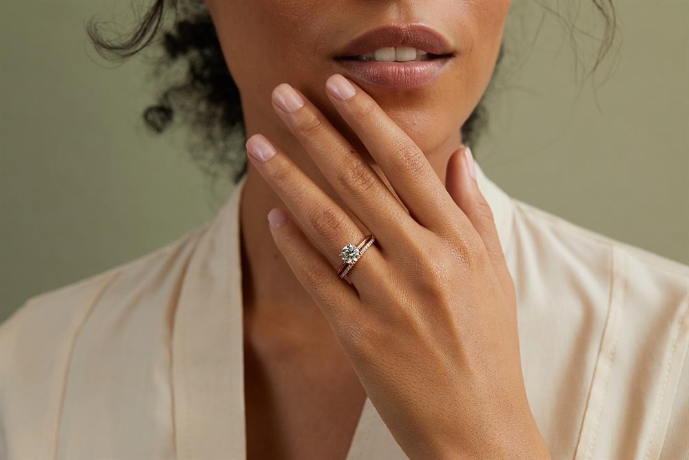 الماس در طراحی طلا و جواهر