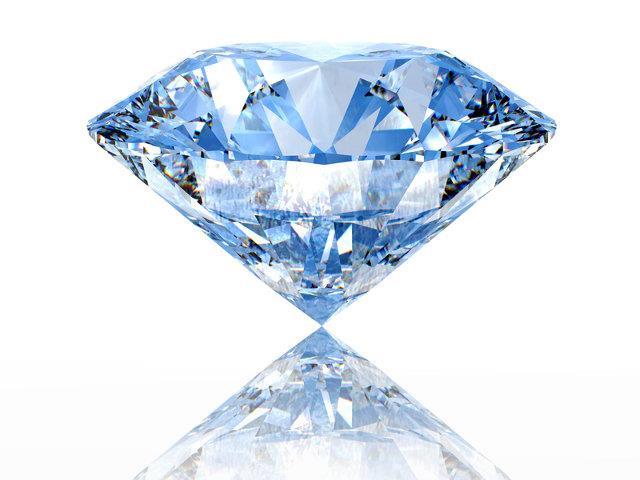 نقش الماس در طراحی طلا و جواهر
