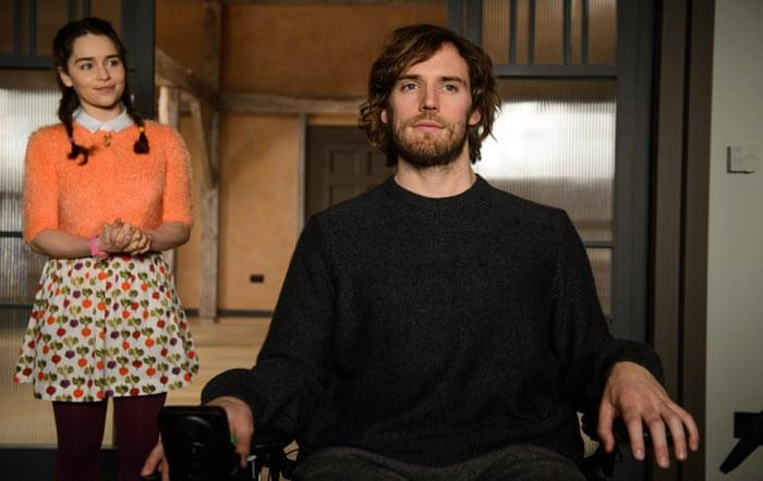 فیلم عاشقانه من پیش از تو با بازی امیلیا کلارک