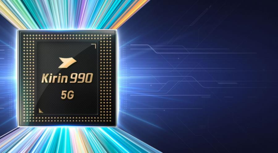 طراحی و ساخت  HiSilicon Kirin 990 5G