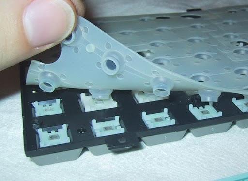 کلید های غشائی (Membrane)
