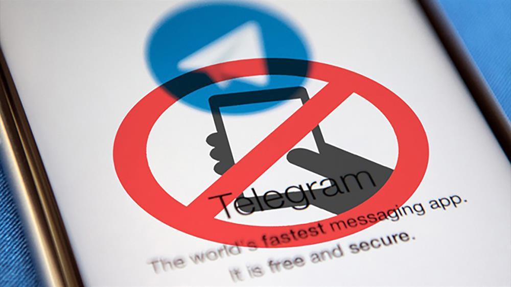فیلترینگ تلگرام در روسیه