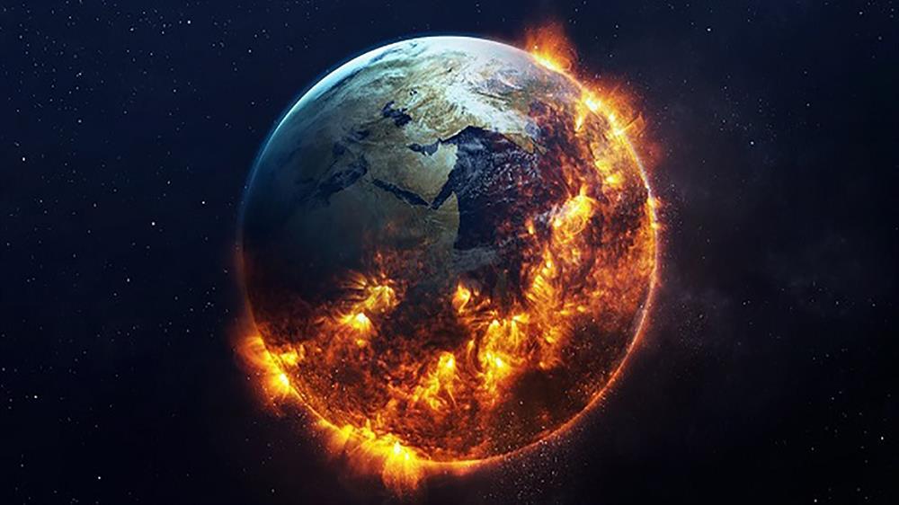 عدم حفاظت از کره زمین برابر است با مرگ تدریجی همه ما