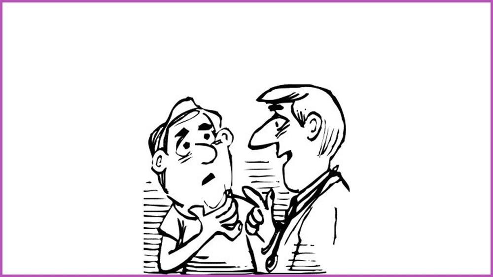 به حرف دیگران زیاد اهمیت ندهید