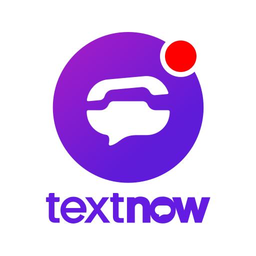 نرم افزار TextNow