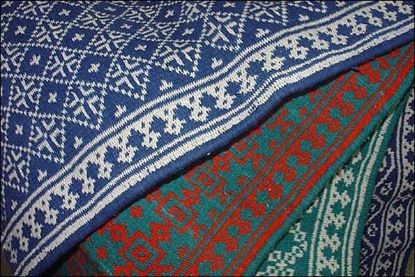 زیلو. صنایع دستی یزد
