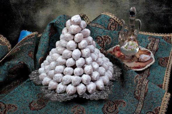 قطاب یزدی/ شیرینی معروف یزدی