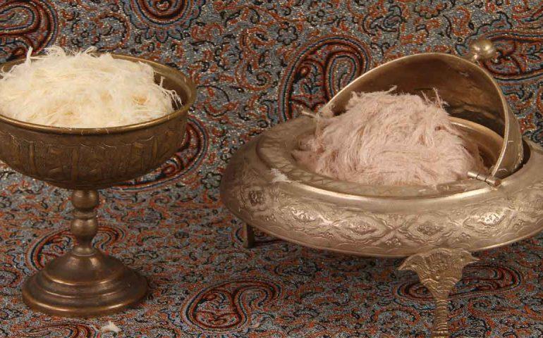 پشمک یزد شیرینی محبوب یزد
