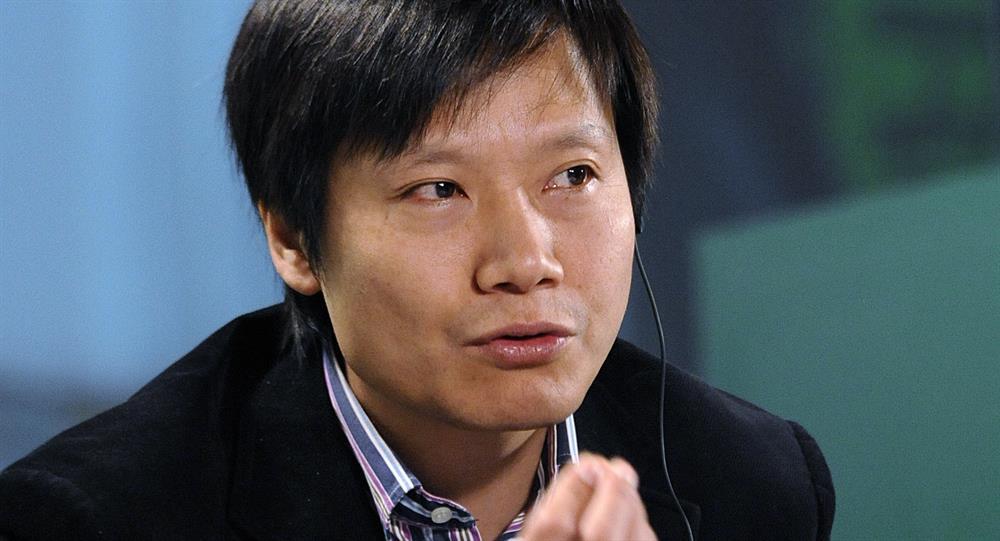 مدیر عامل شیائومی لی جون