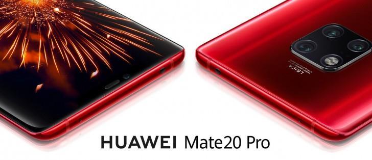 مدل Mate 20 Pro