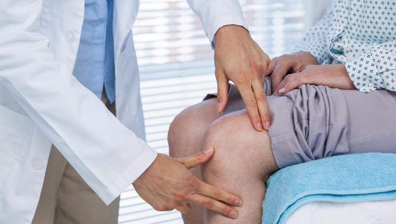 متخصص زانو درد