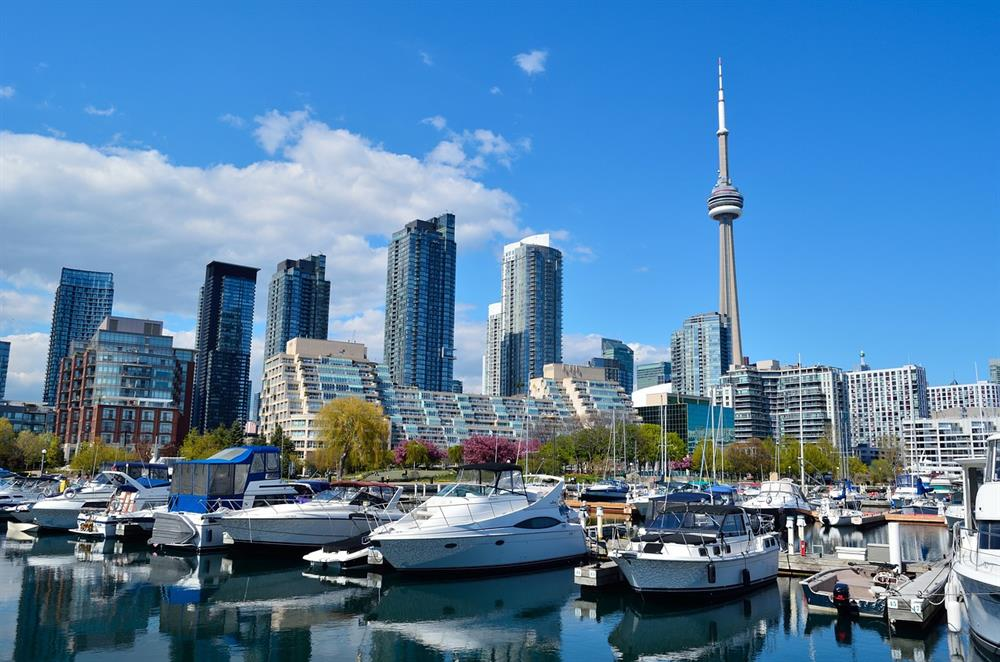 مهاجرت شغلی به تورنتو