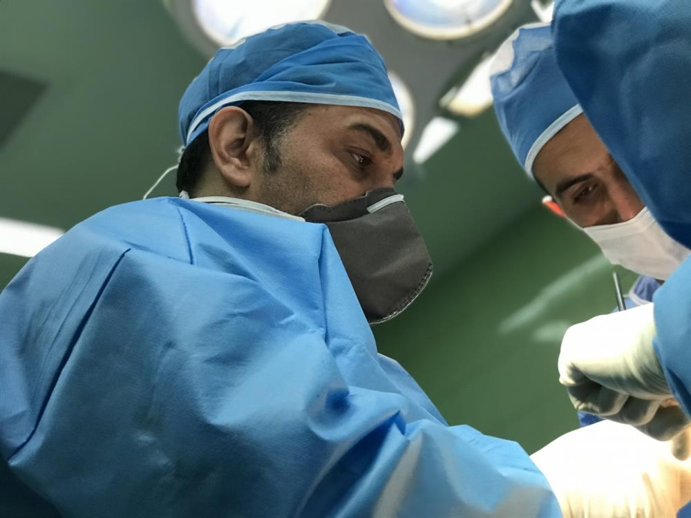 بهترین دکتر برای تعویض مفصل زانو