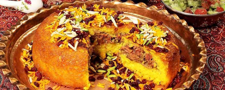 لیست غذاهای ایرانی بر اساس هر استان