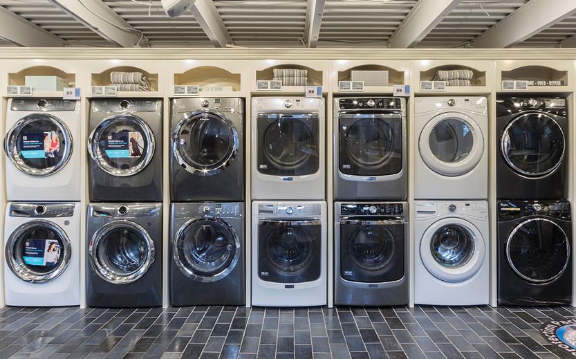 خرید ماشین لباسشویی ایکس ویژن