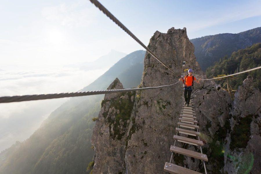 ترسناک ترین پل جهان
