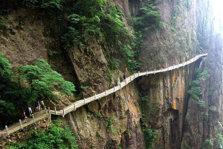 پل جاودانه ها در چین